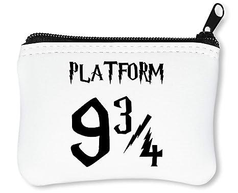 Harry Potter Platform 9 3/4 Illustration Billetera con ...