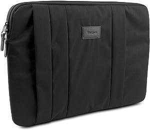 """Targus CitySmart Sleeve for 15.6"""" Laptops, Black"""