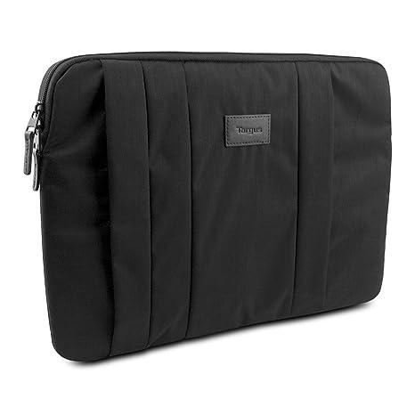 Targus TSS638US 15.6 Citysmart Sleeve Black Laptop Messenger   Shoulder Bags