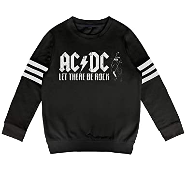 Amazon.com Cool,A,C,D,C,Let,There,Be,Rock,Logo, Sweater for