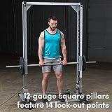 Body-Solid Powerline Smith Machine