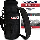 Best Bags For Less Luggage Straps - Wild Wolf Outfitters - #1 Best Water Bottle Review