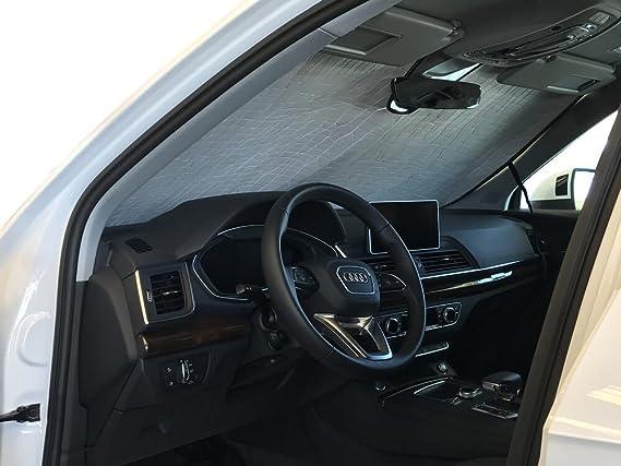 AutoTech Zone Sunshade for 2019-2020 Audi A7 Sedan Custom-fit Windshield Sun Shade
