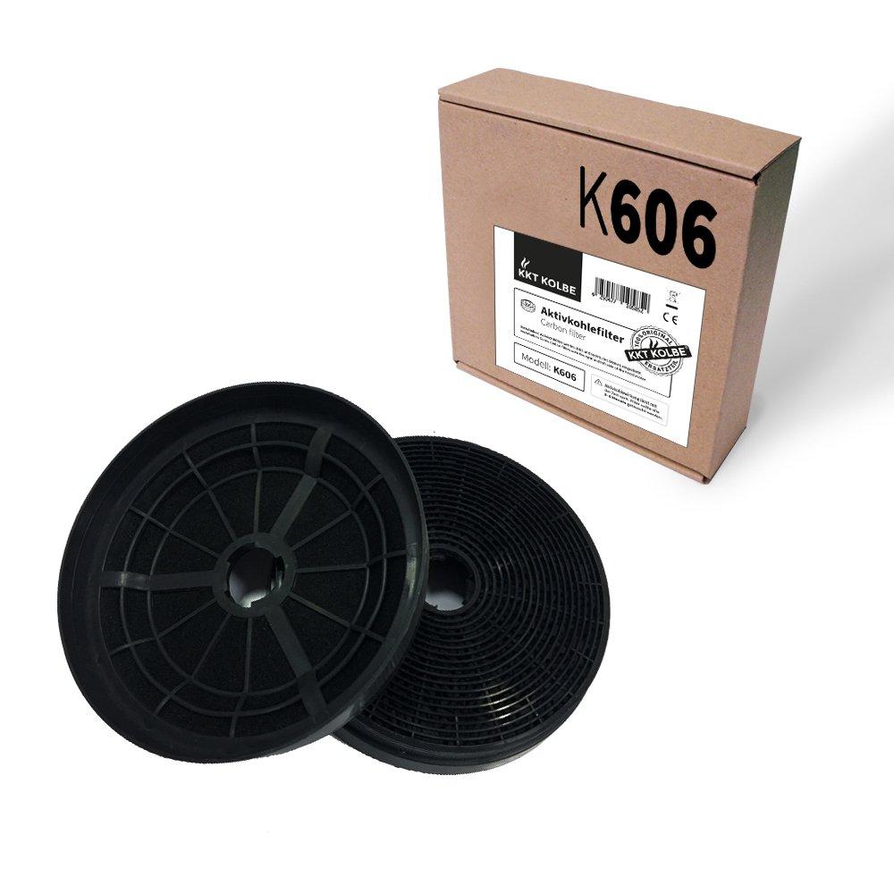 filtro de carbono para campanas extractoras KKT KOLBE K606