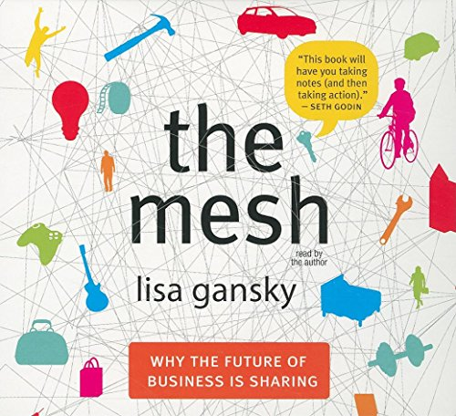 Coach Adult Mesh - The Mesh: Why the Future of Business is Sharing (Your Coach in a Box)