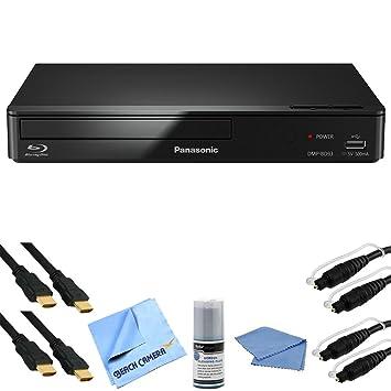Panasonic DMP-BD93 Blu-ray Player Drivers for Windows 10