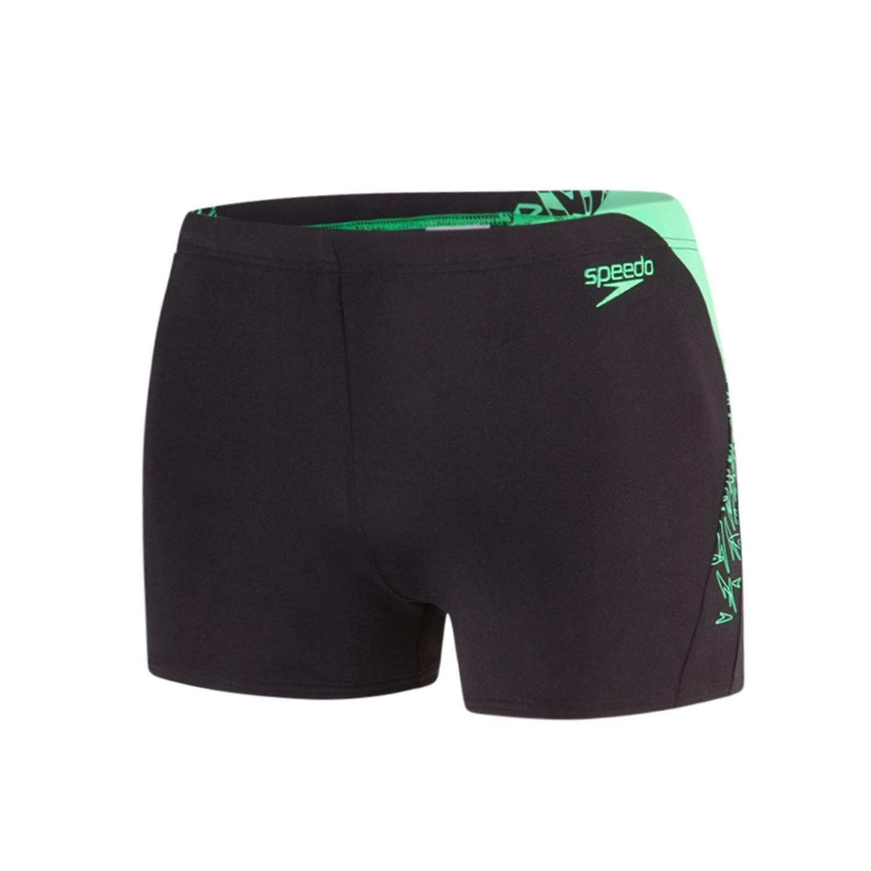 Speedo Boom Splice Pantalones Cortos de Baño, Hombre