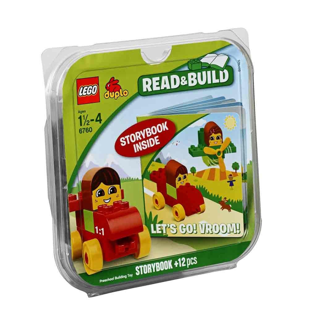 Lego Dulpo 6760 - Costruzioni, leggi e costruisci [Regno Unito]