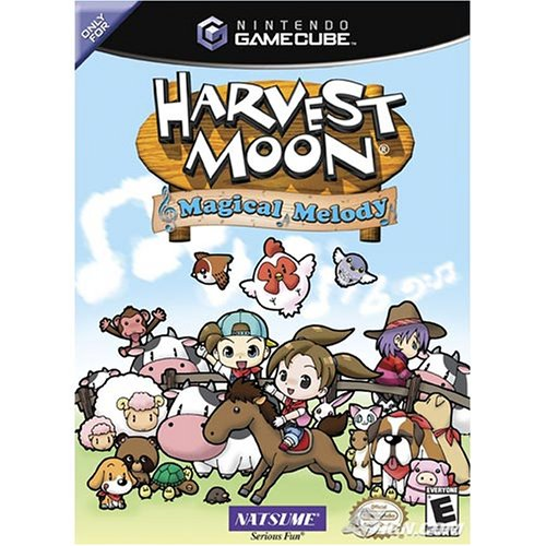 (Harvest Moon Magical Melody - Gamecube)