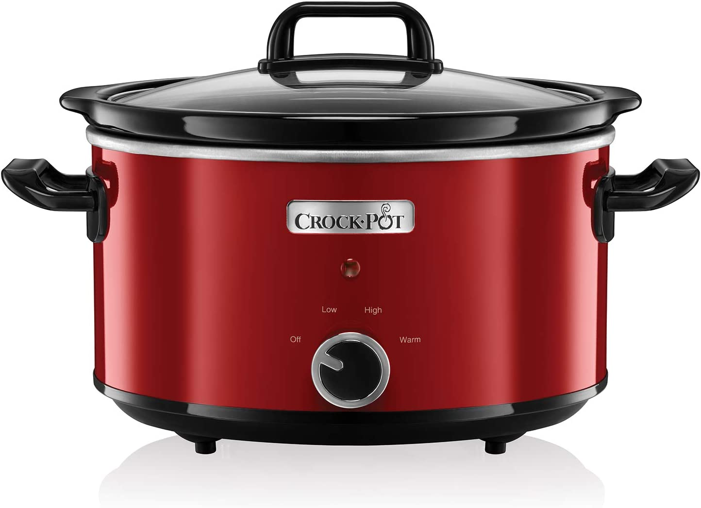 Crock-Pot SCV400RD-050, 210 W, 3.5 litros, Acero Inoxidable, color ...