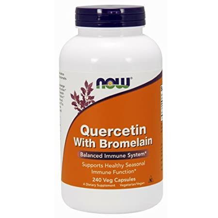 quercetin as a natural antihistamine