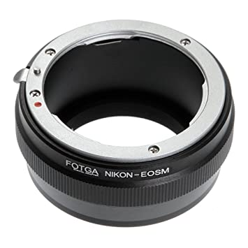 Review FOTGA Lens Mount Adapter