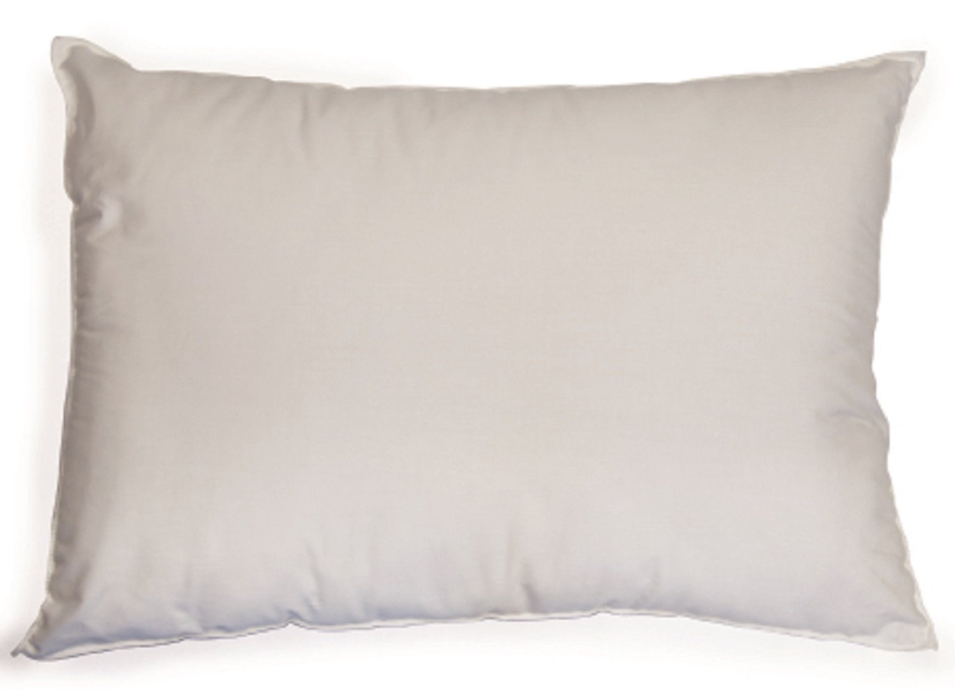 McKesson - Bed Pillow - 12 X 17 Inch - White - Disposable - 24/Case-McK