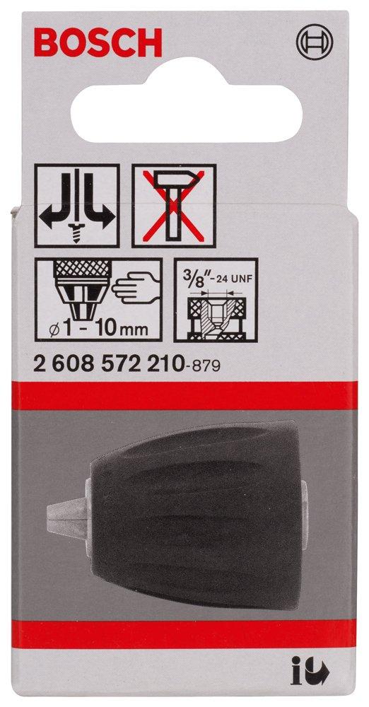 Bosch 2608572210 Mandrin automatique 1-10 mm 1-10/Â/mm 3//8-24