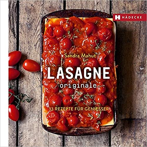33 tolle Lasagne-Rezepte bei Amazon