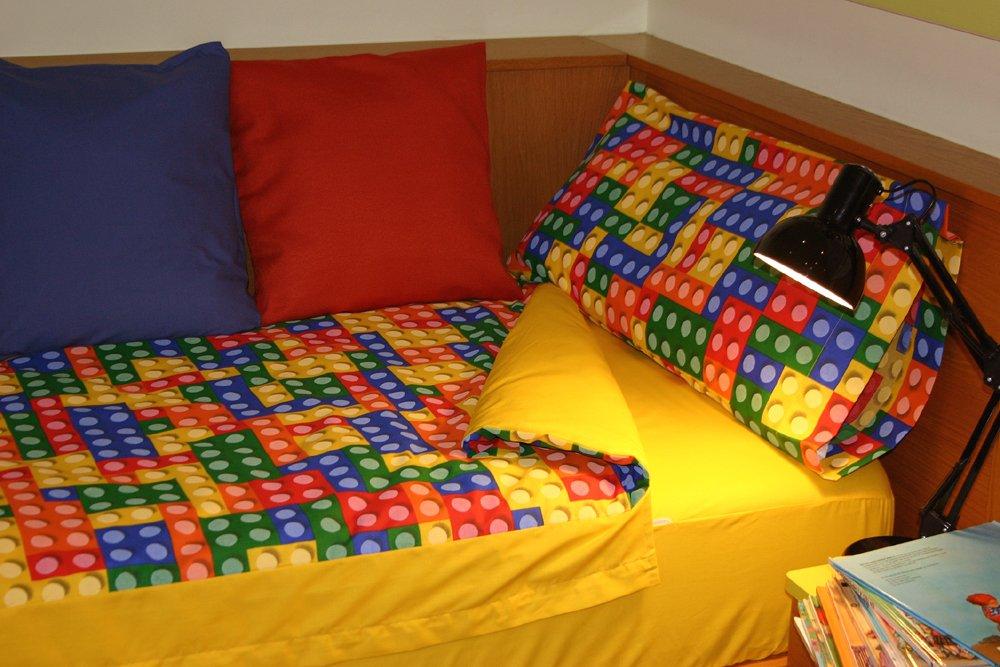 Saco Nórdico LEGO para cama de x