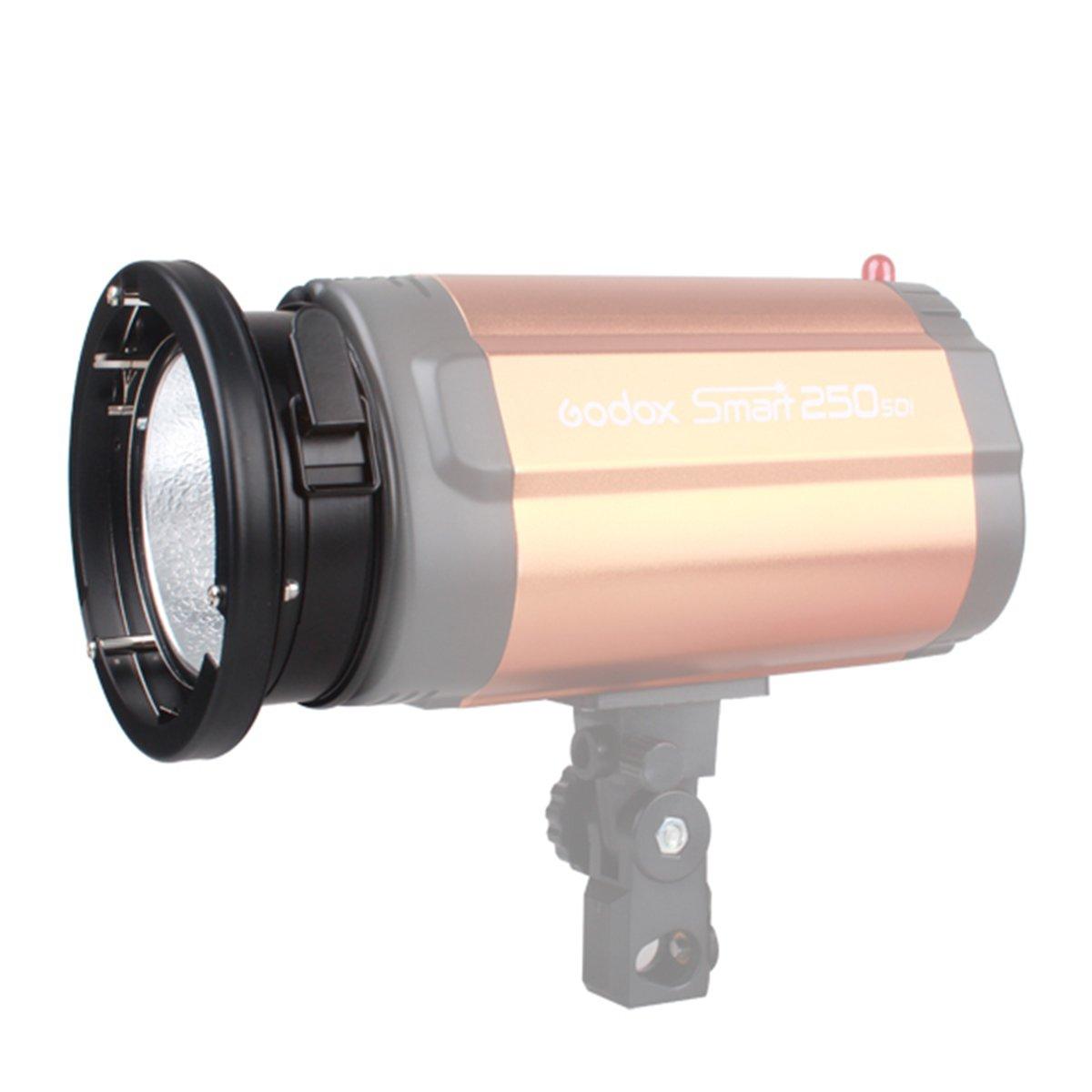 Godox 98mm Universal Mount To Bowens Mounts Speedring Adapter Studio Flash Strobe for Godox K150A K180A 250DI 300DI 250SDI by Godox (Image #2)