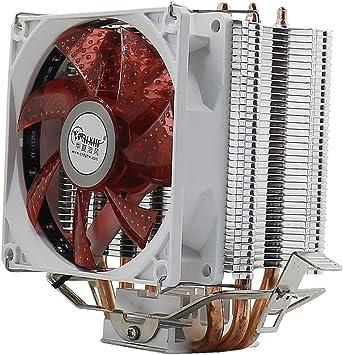 KESOTO 2500RPM CPU Ventilador silencioso 9 cm enfriamiento ...
