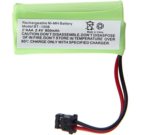GP Batteries ACCU-T436 - Pila recargable (Níquel metal hidruro, 500mAh, 2.4 V): Amazon.es: Electrónica