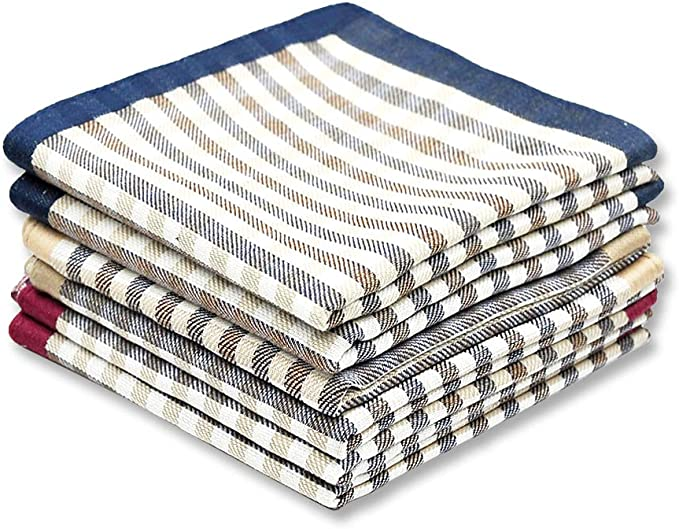 Fashion Accessories Mens Handkerchiefs 1box White Mens Handkerchief Gift Set Music Notes