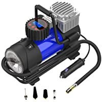 Deals on Lysnsh 12V DC Portable Air Compressor 150PSI