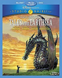 Tales From Earthsea (Blu-ray + DVD)