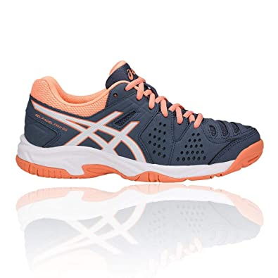 Amazon.com | ASICS Kids C505Y-5601 Gel-Padel PRO 3 GS Tennis ...