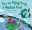 Foo, the Flying Frog of Washtub Pond