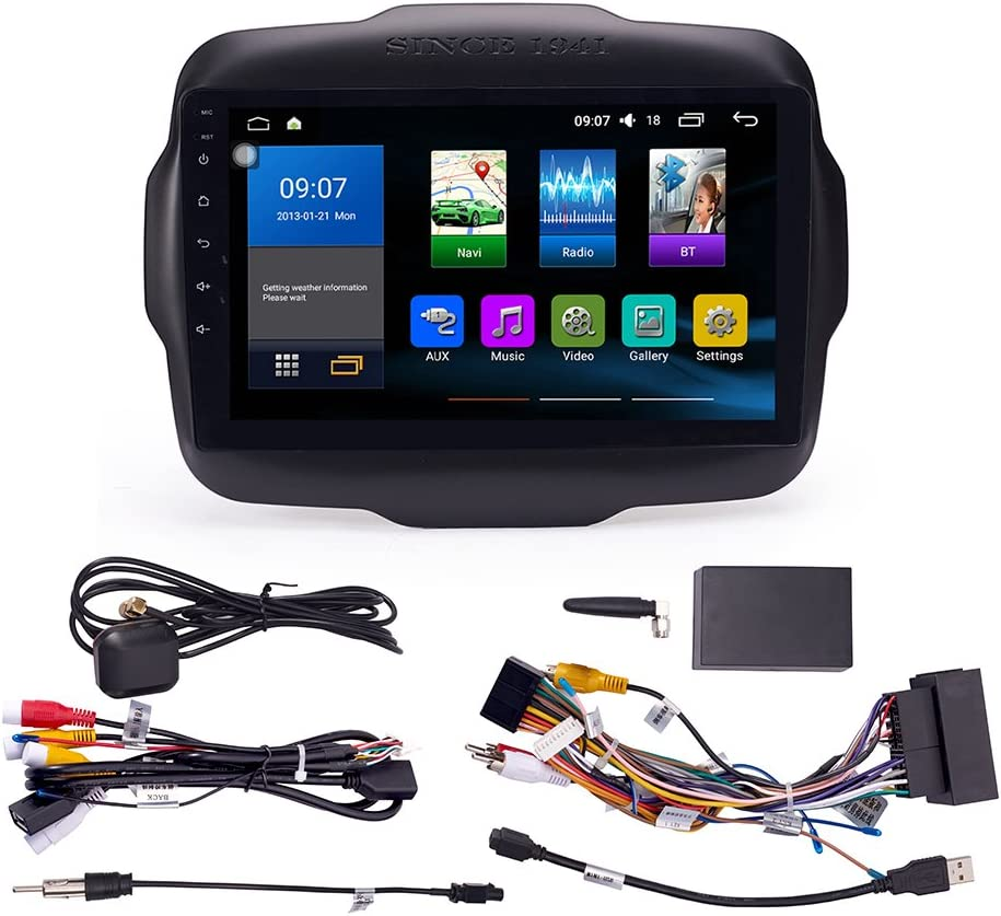 Amazon.com: Android 10 Autoradio Car Navigation Stereo Multimedia
