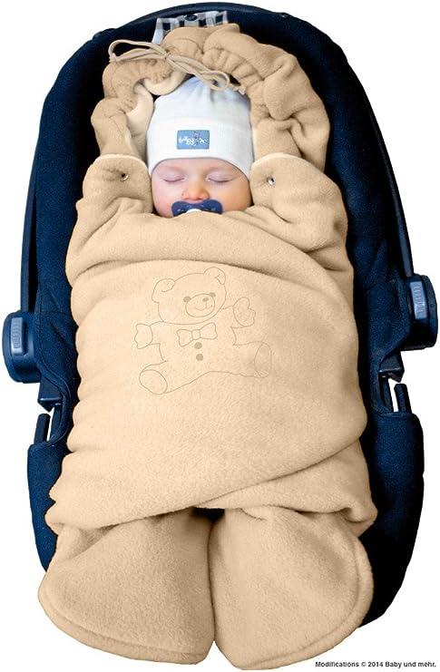 ByBoom® - Manta arrullo de invierno para bebé, es ideal para ...