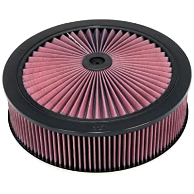 K&N X-Stream Top Air Filter: High Performance, Premium, Washable, Replacement Engine Filter: Shape: Round, 66-3060: Automotive