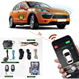 Amazon.com: Remote Car Starter 2-Way Automatic Car Alarm ...