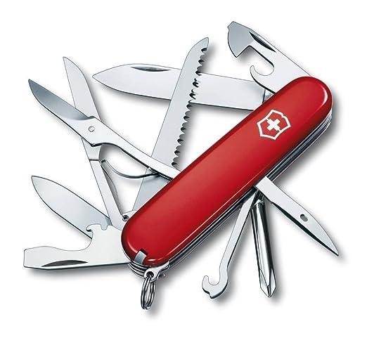 50 opinioni per Victorinox Coltellino svizzero, 488841.0, Rosso (rot), Taglia unica