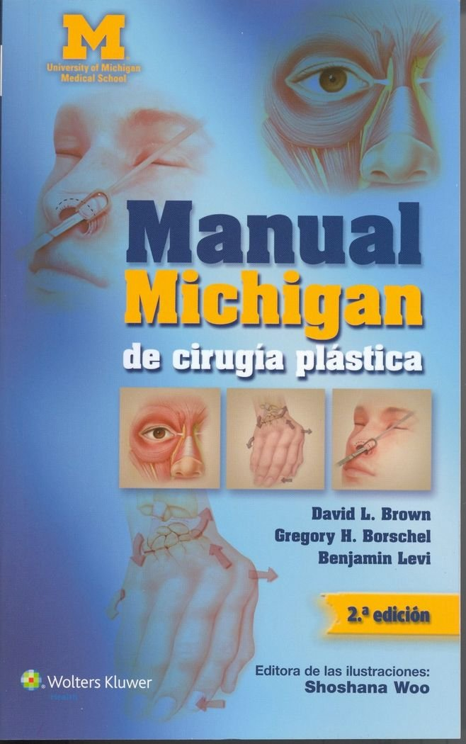Manual Michigan de cirugía plástica: Amazon.es: David L. Brown ...