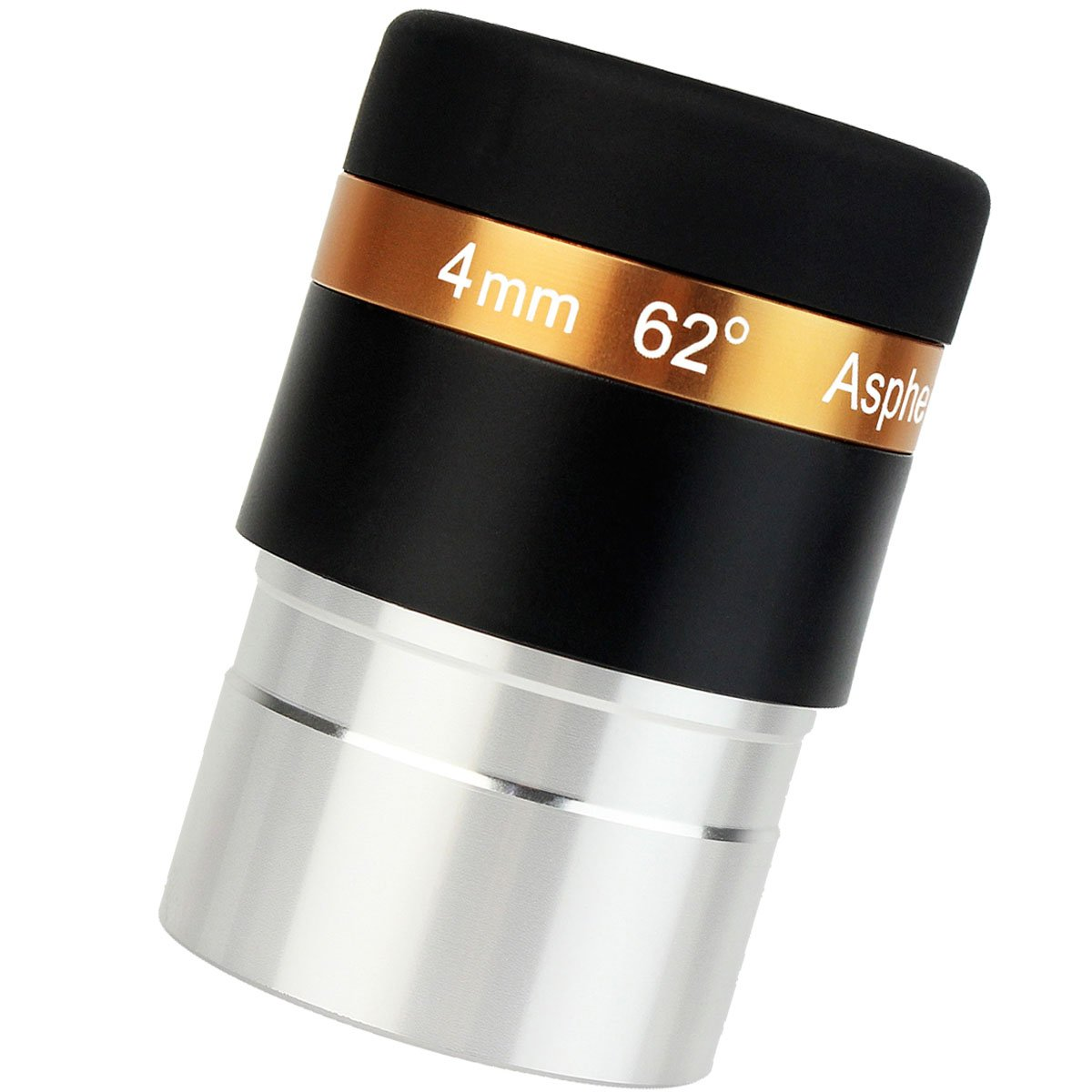 SVBONY Telescope Lens 4mm Telescopes Eyepieces Wide Angle 62 Degree Aspheric Eyepiece Fully Coated lens for 1.25'' 31.7mm Astronomic Telescopes