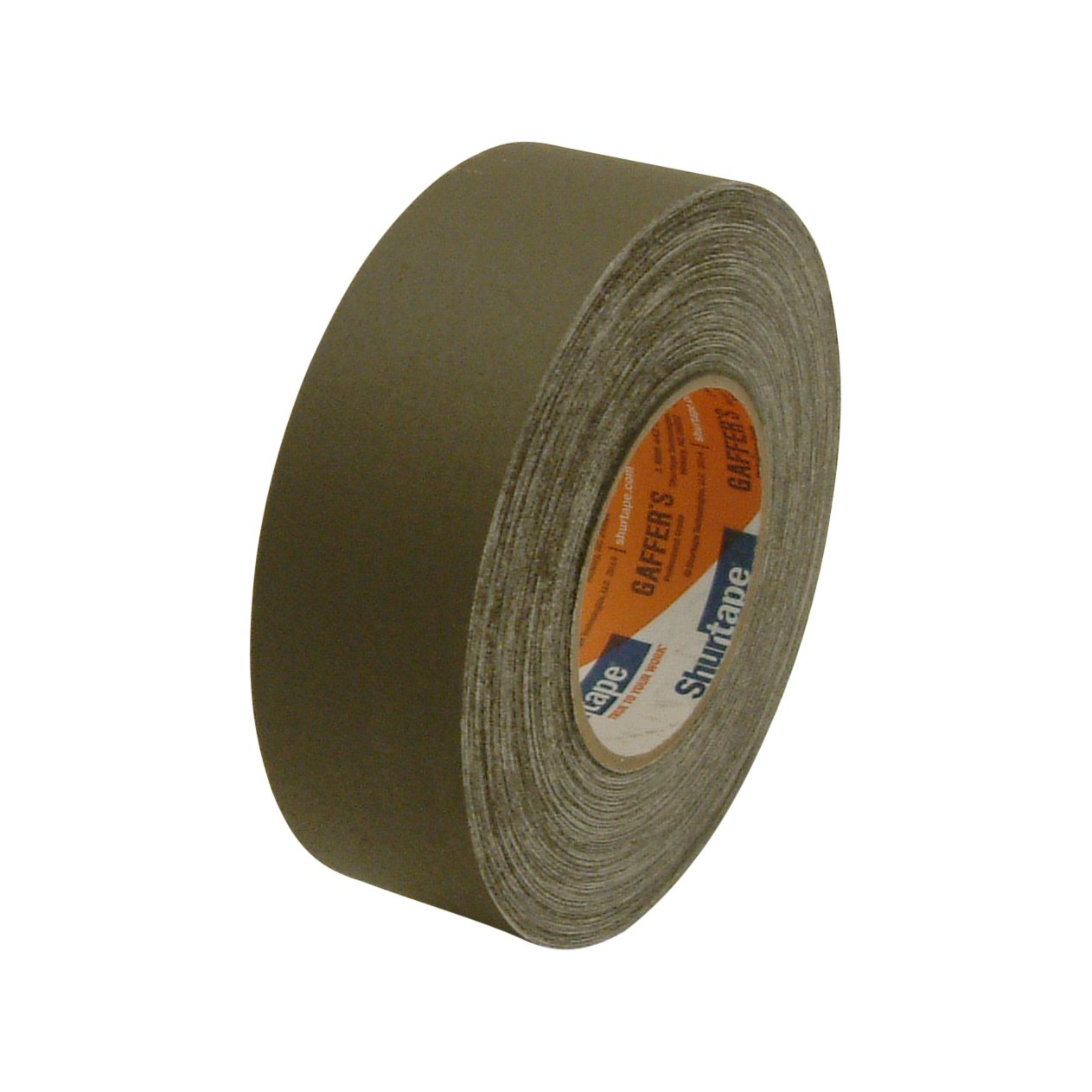 Shurtape P-672/BLK350 P-672 Professional Grade Gaffers Tape: 3'' x 50 yd. by Shurtape (Image #1)