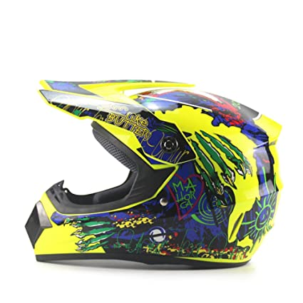 GTYW Cross Country Enduro Sports Cruiser Casco De Cuatro Ruedas Mountain Bike Casco De Campo Completo