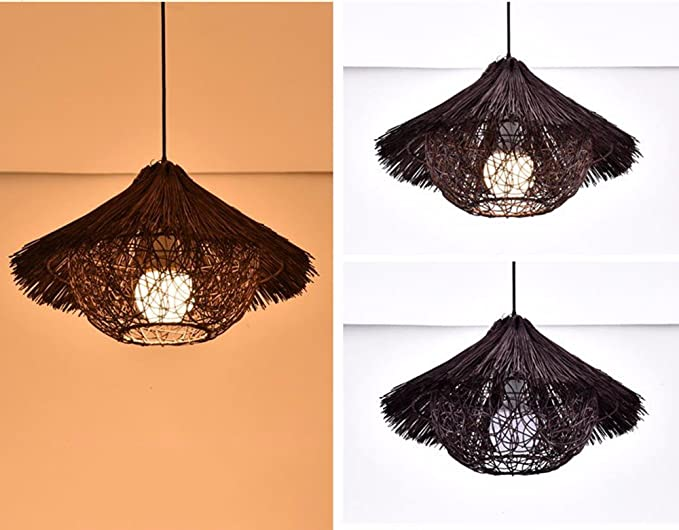 Gzloft lampadario vintage soffitto lampade a sospensione creative
