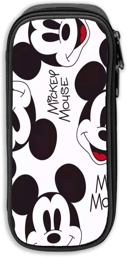 MPJTJGWZ - Estuche para lápices, diseño de Mickey Mouse: Amazon.es: Hogar