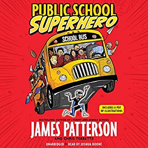 Public School Superhero Audiobook