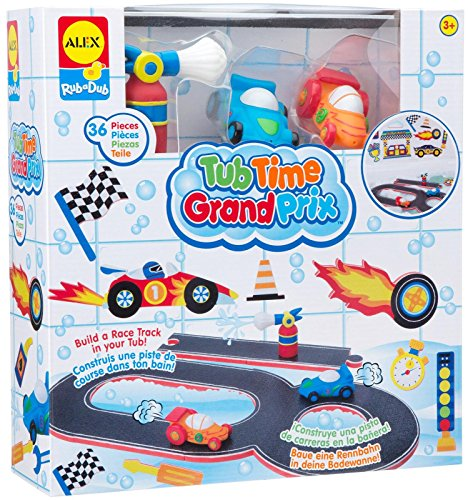 Rub A Dub (ALEX Toys Rub a Dub Tub Time Grand)