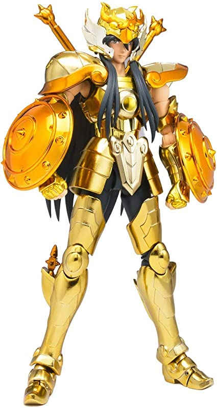 Saint Seiya Saint Cloth Myth Gold Cloth Libra Douko Action Figure BANDAI