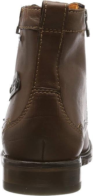 FRETZ men Padova, Bottes Chukka Homme: : Chaussures