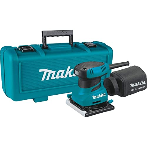 Makita BO4556K 2.0 Amp 4-1 2-Inch Finishing Sander with Case