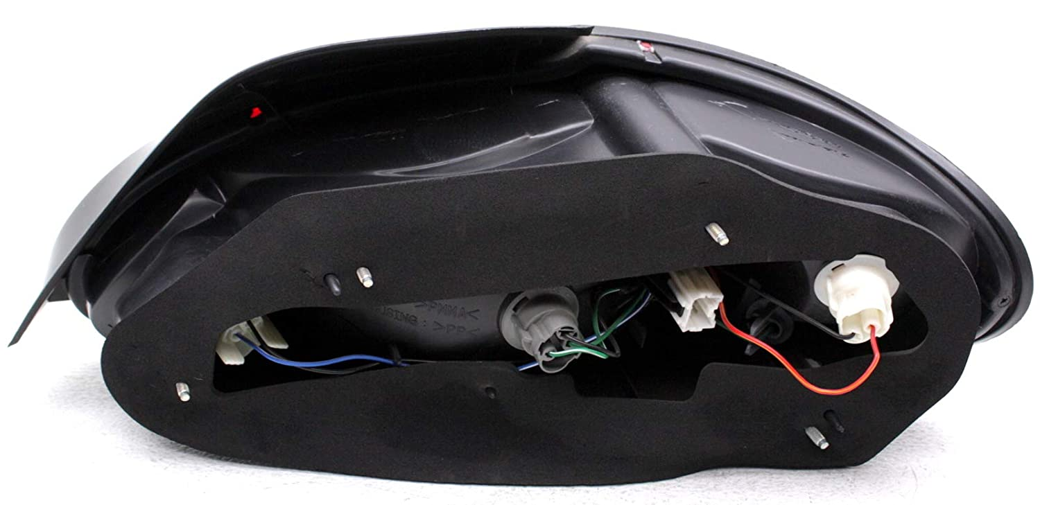 Rear Genuine Hyundai 92403-29600 Combination Lamp with Lens and Housing Left