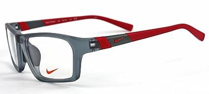 5205a99943 Amazon.com  Eyeglasses NIKE 7878 AF 030 SATIN CRYSTAL BOMBER GREY ...