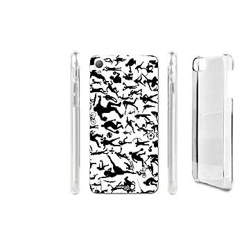 Carcasa Case Crystal Sport Teppich para Sony Xperia Z3 D6683 ...