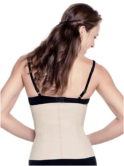 c68e3043ea6 Amia Women s Classic Cincher Waist Trainer A102 at Amazon Women s Clothing  store