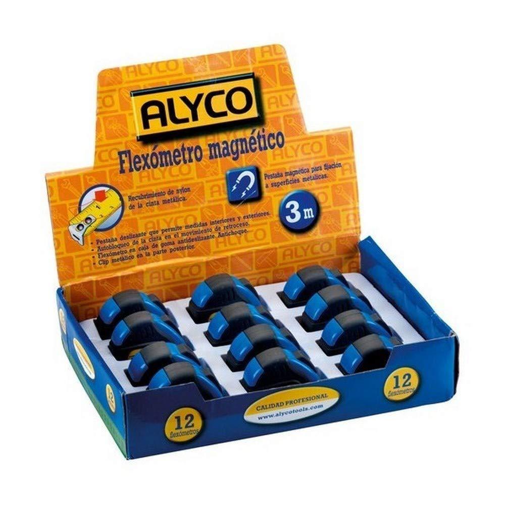 25 mm x 5 m Alyco 197310 Flex/ómetro Bimaterial