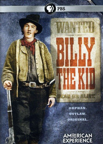 DVD : American Experience: Billy The Kid (DVD)